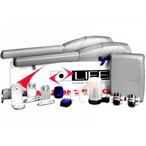 Kit automatizare poarta batanta 2x3 Metri Life