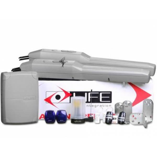 Kit automatizare poarta batanta 2x5 metri Life Optimo5