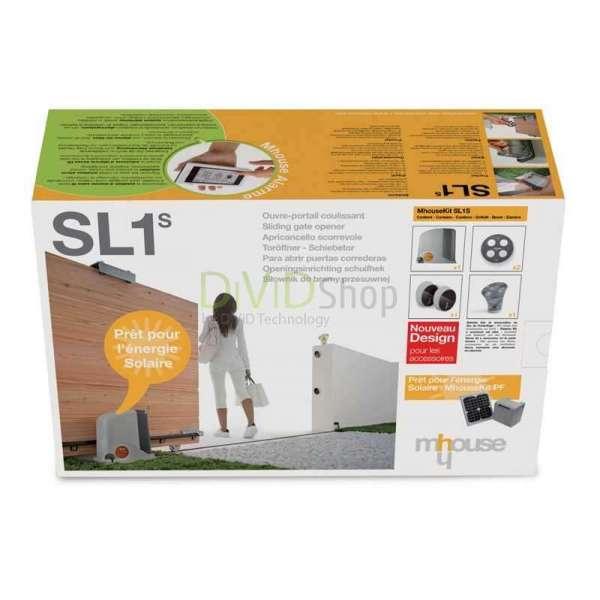 Automatizare poarta culisanta mHouse SL1S