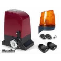 Automatizare poarta culisanta 800 Kg Motorline Slide800A