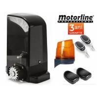 Automatizare Motorline poarta culisanta 500kg