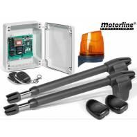 Automatizare poarta batanta 2x2,5 M Motorline Lince 300