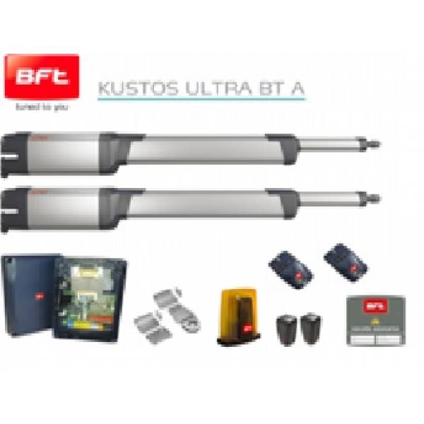 BFT - KIT KUSTOS ULTRA BT A25