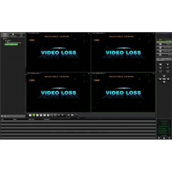 DVR 8 canale Streamax FULL D1 model 8608